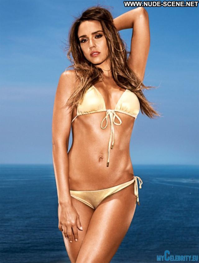 Jessica Alba No Source Bikini Summer Photoshoot Beautiful Babe Usa