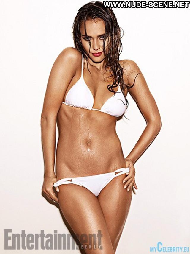 Jessica Alba No Source Celebrity Babe Bikini Beautiful Usa Photoshoot