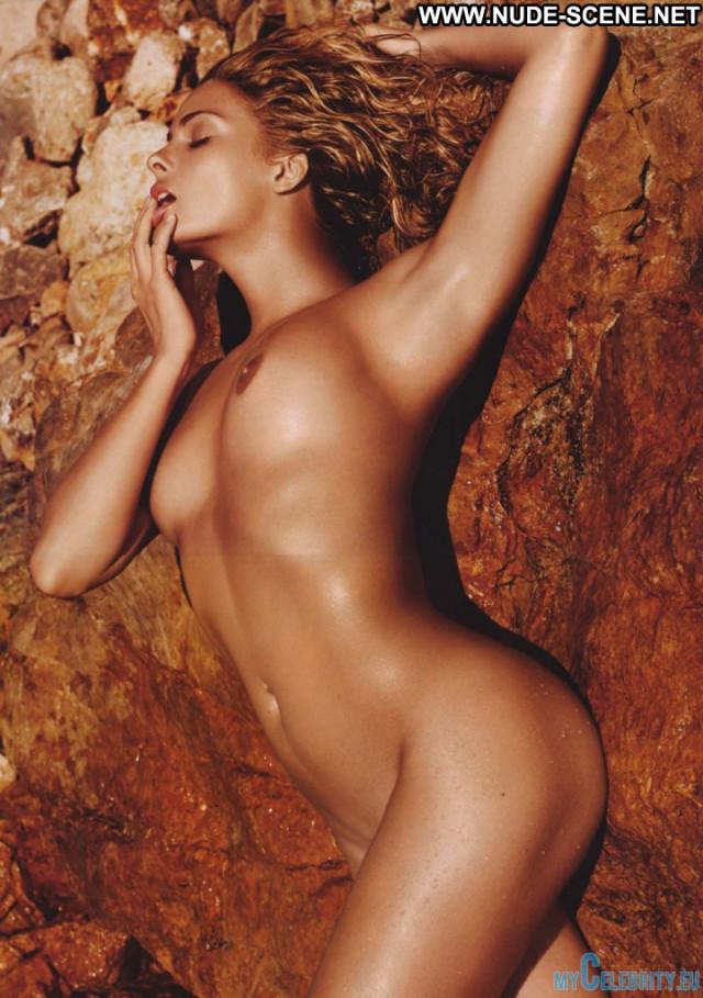 Clara Morgane No Source Nude Beautiful Topless Celebrity Babe Posing