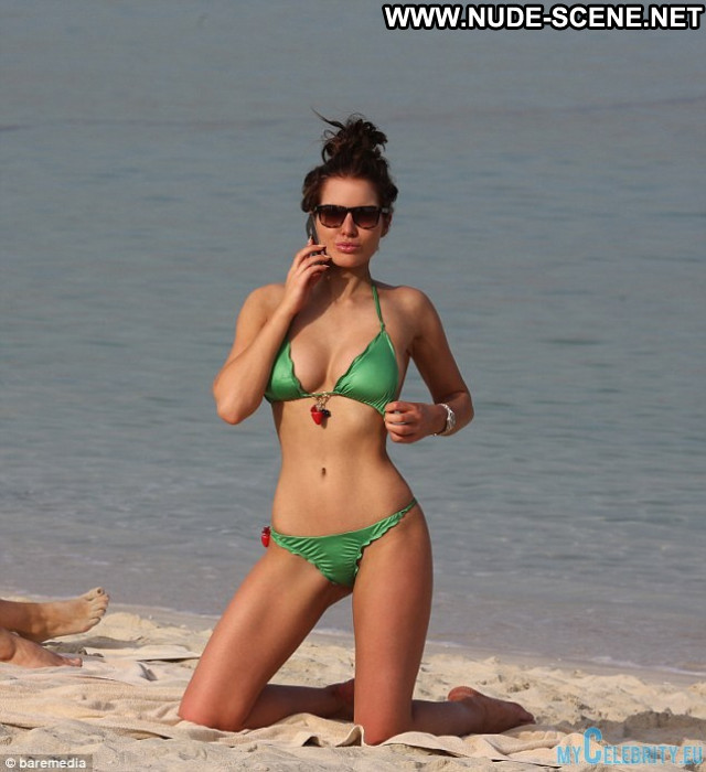 Helen Flanagan The Beach Actress Babe Bikini Uk Posing Hot Beautiful