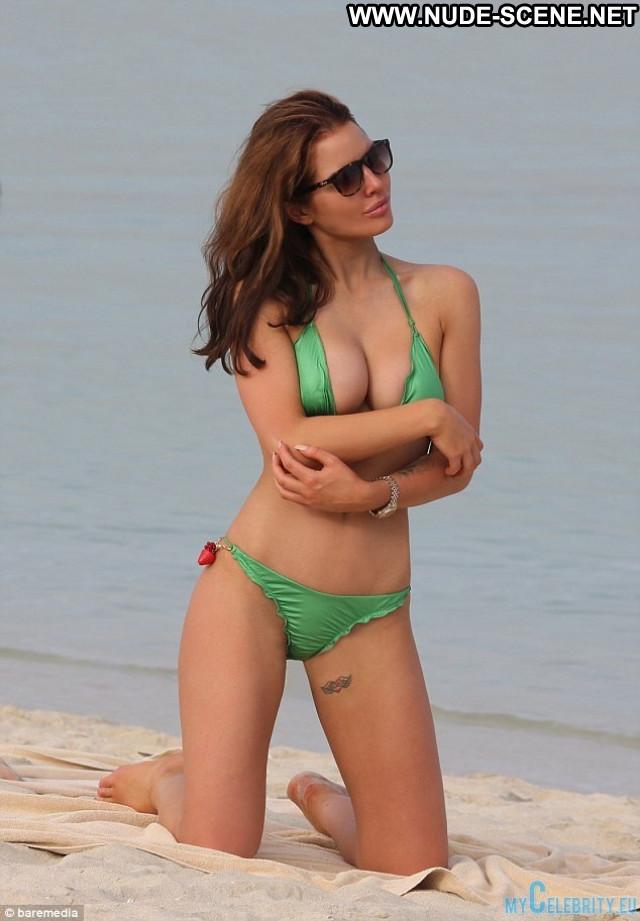 Helen Flanagan The Beach Babe Beach Celebrity Uk Bikini Beautiful