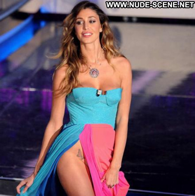 Belen Rodriguez Sex Tape Celebrity Panties Beautiful Babe Posing Hot