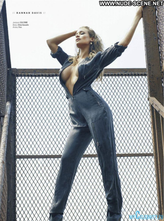 Hannah Davis No Source Topless Celebrity Babe Photoshoot Sexy Usa