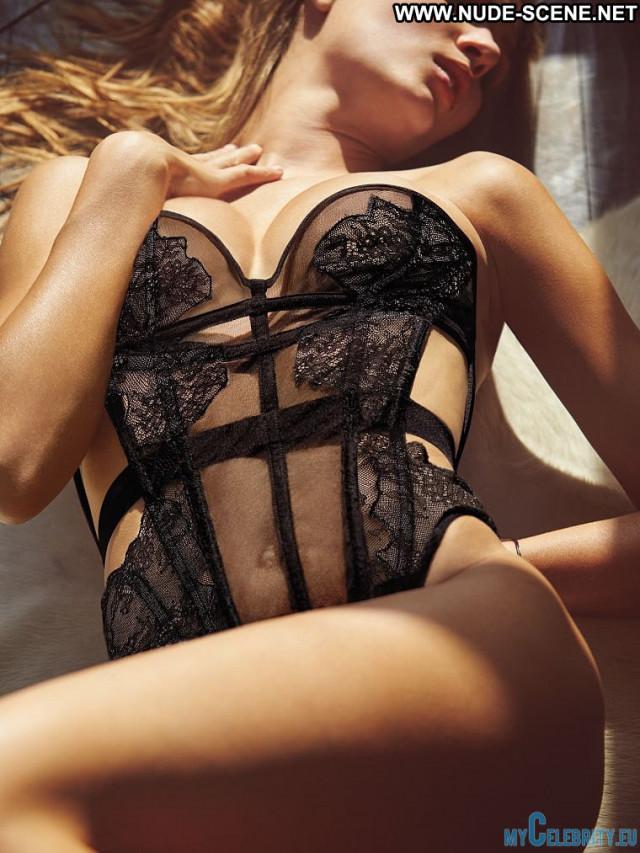 Josephine Skriver No Source Babe Celebrity Photoshoot Lingerie