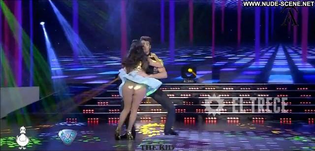 Barbara Velez No Source  Dancing Celebrity Tits Beautiful Big Tits