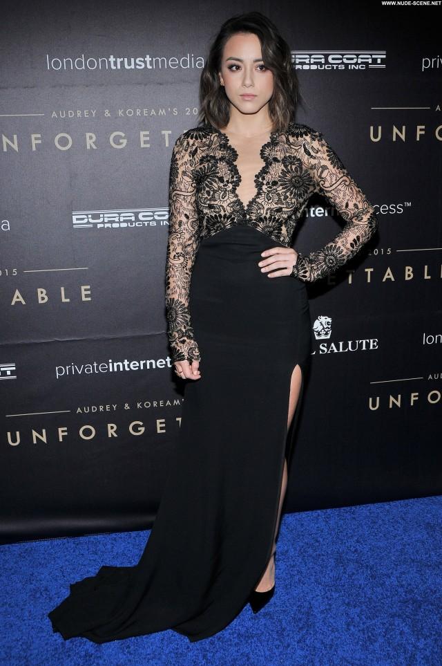 Chloe Bennet No Source Babe Celebrity Awards Asian American Beautiful