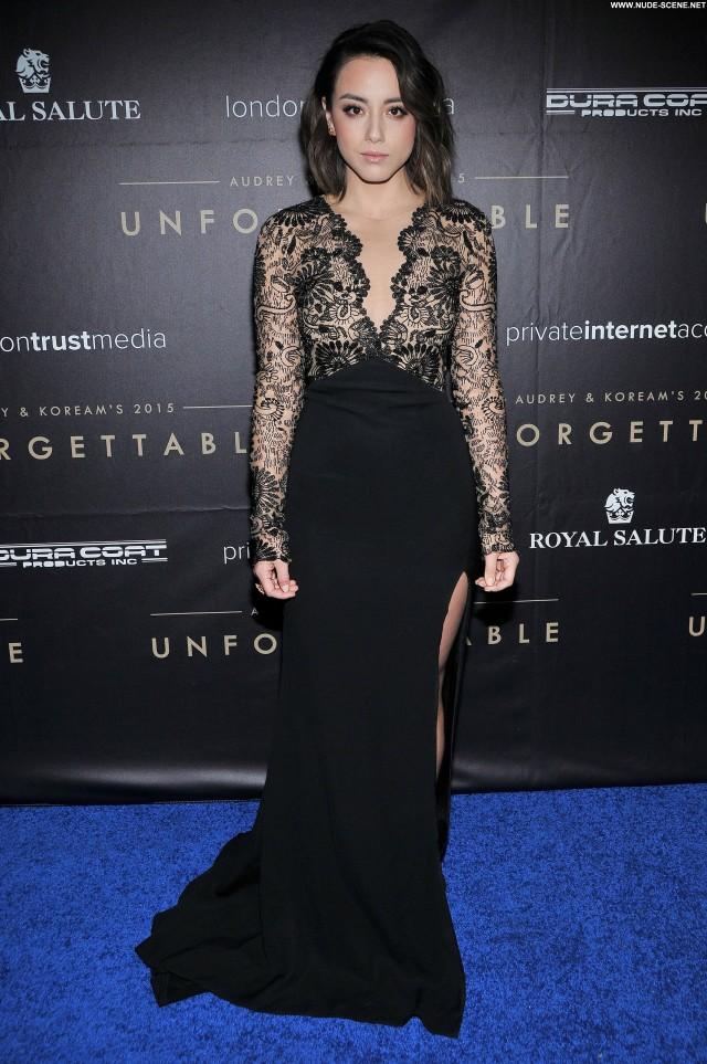 Chloe Bennet No Source American Babe Asian Celebrity Beautiful Posing