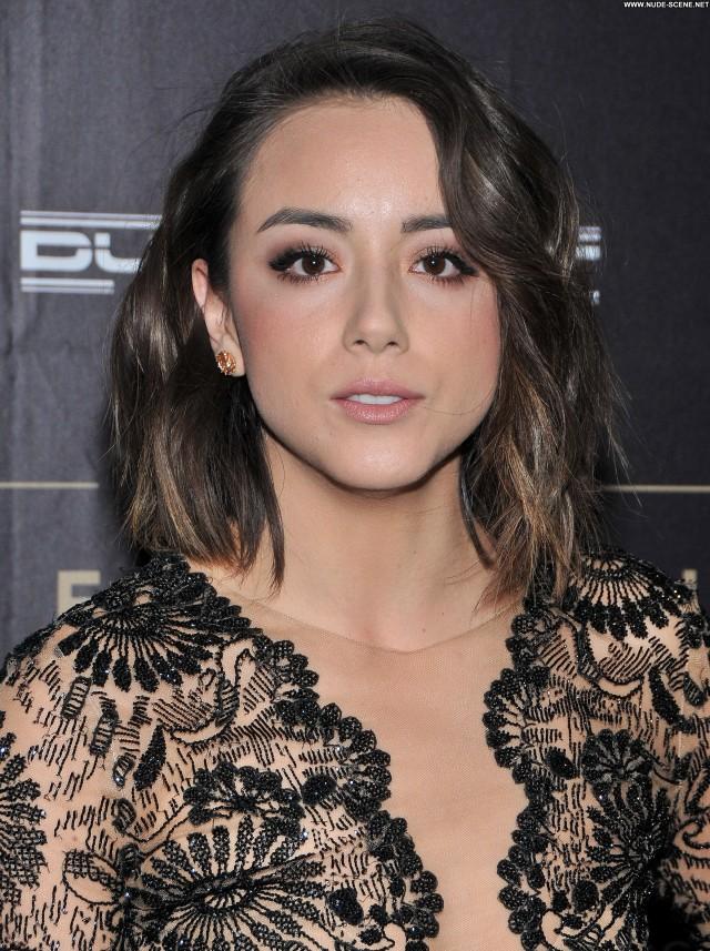 Chloe Bennet No Source Beautiful Celebrity Posing Hot Asian Babe