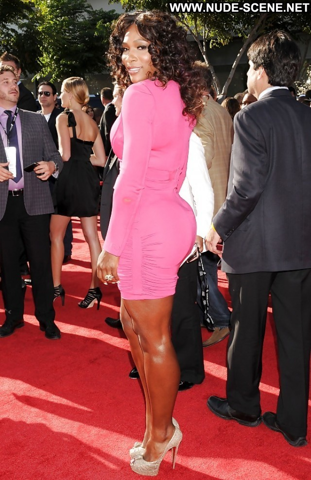 Serena Williams Pictures Celebrity Ebony Slut Ass Posing Hot Babe