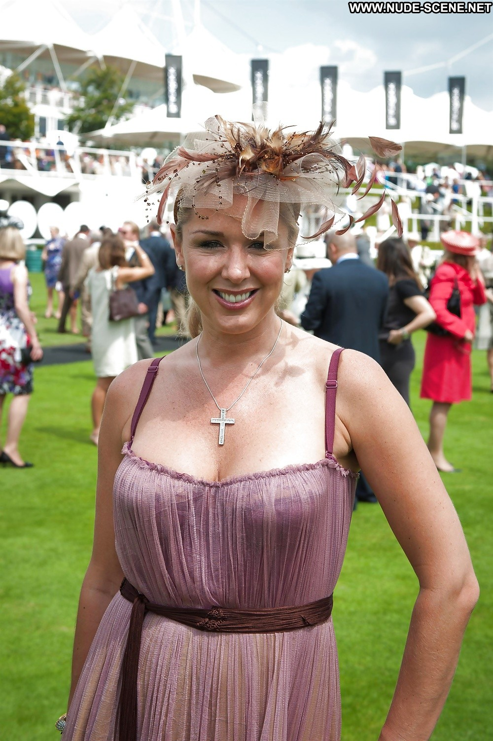 Group claire sweeney topless could