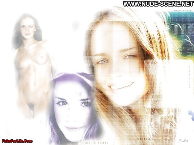 Alexis Bledel Pictures Celebrity Brunette Cute Nude Scene Female